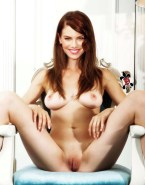 Lauren Cohan Breasts Pussy Exposed Xxx Fake 001