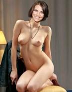 Lauren Cohan Naked Body Tits Fake 001