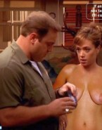 Leah Remini Tits Exposed The King Of Queens Fakes 001