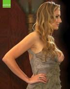 Leelee Sobieski Nipple Slip Public Nude Fake 001