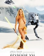 Leelee Sobieski Star Wars Movie Cover Nude Fake 001