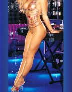 Leelee Sobieski Tattoo Legs Nude Fake 001