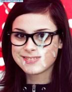 Lena Meyer Landrut Facial Cumshot - Fake 002