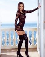 Lena Meyer Landrut Sexy Lingerie Nude - Fake 009