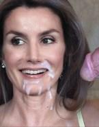 Letizia Ortiz Handjob Facial Cumshot Porn Sex 001
