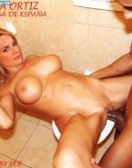 Letizia Ortiz Wide Spread Pussy Nude Sex 001