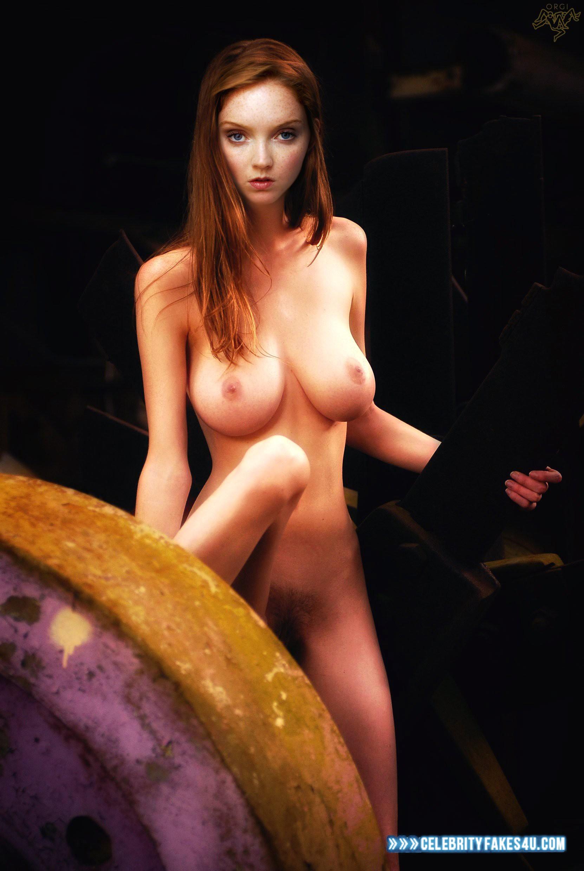 Lily Cole Fake, Big Tits, Horny, Tits, Porn