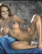 Lindsay Lohan Nipples Pierced Vagina Nudes 001
