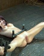 Lindsey Stirling Bondage Vagina Legs Spread Porn Fake 001