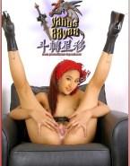 Liu Yifei Spread Tight Pussy Nsfw 001
