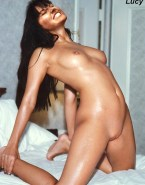 Lucy Lawless Completely Naked Fake 001