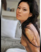 Lucy Liu Small Boobs 001