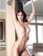 Lynda Carter Fully Nude Hot Flat Belly Shot 001