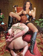 Lynda Carter Leather Pussy Ate 001
