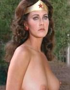 Lynda Carter Topless Exposed Boobs Porn 001