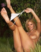 Maggie Grace Boobs Panties Down Nude Fake 001