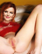 Marcia Cross Pussy Leaked 001