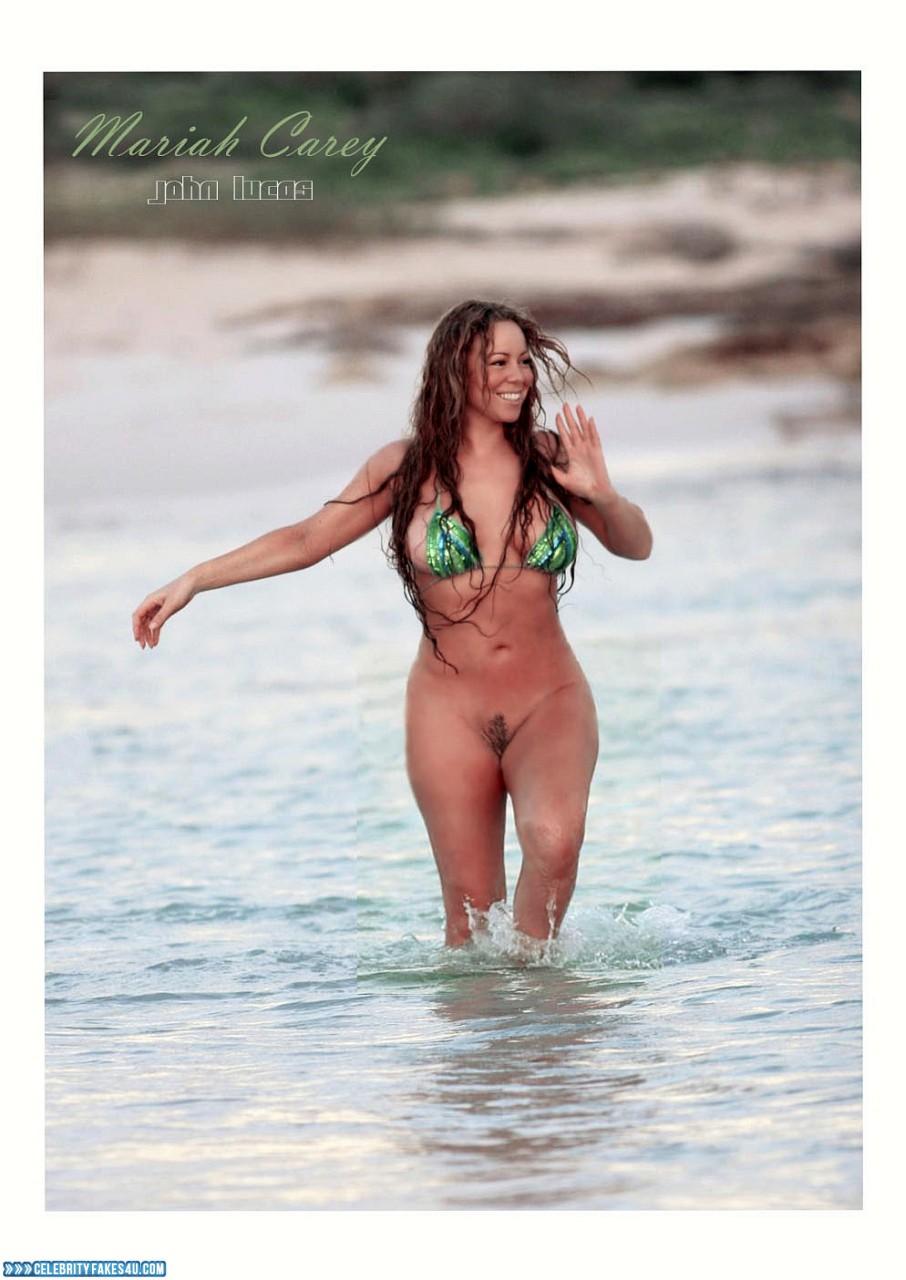 mariah carey nudes