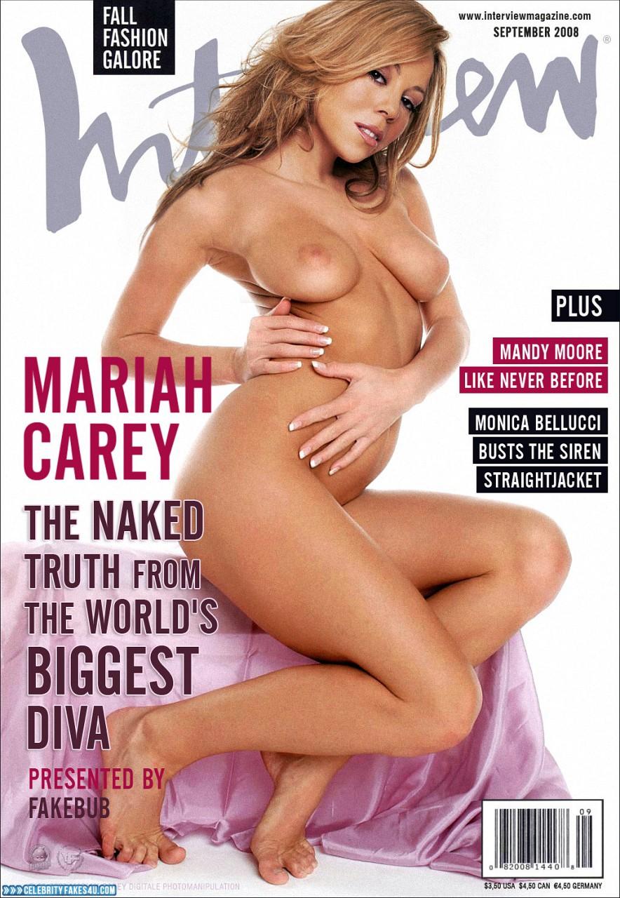 maiah carey nude