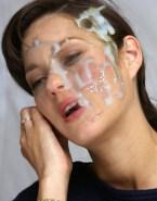 Marion Cotillard Horny Cumshot Facial Naked 001