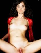 Marion Cotillard Small Tits Legs Spread 001