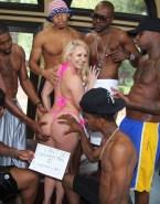 Marion Marechal Le Pen G String Ass Nude Sex 001