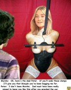 Maureen Mccormick Nipple Torture Lingerie Nude 001