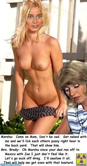 Maureen Mccormick Panties Down Nice Tits Nude 001 -6667