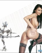 Megan Fox Ass Pussy Porn 003