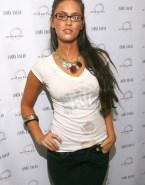 Megan Fox Glasses Facial 001