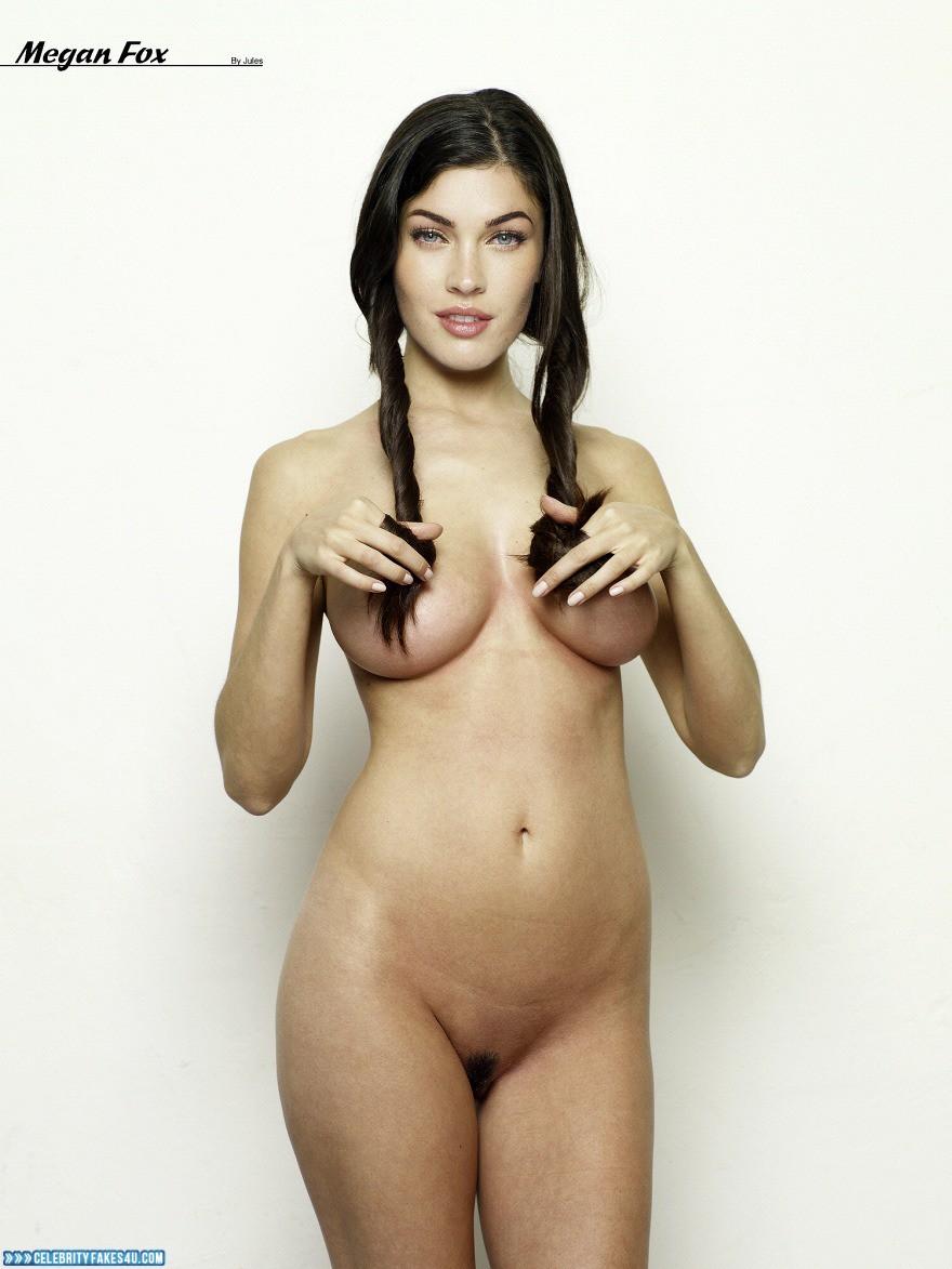Megan fox fake nudes think