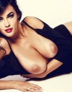 Megan Fox Pantieless Big Breasts Porn 001