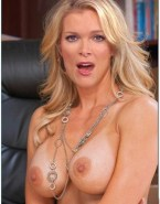 Megyn Kelly Breasts Exposed Tan Lines Naked 001