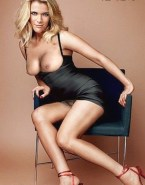 Megyn Kelly Exposes Her Boobs Up Skirt Vagina Exposed 001