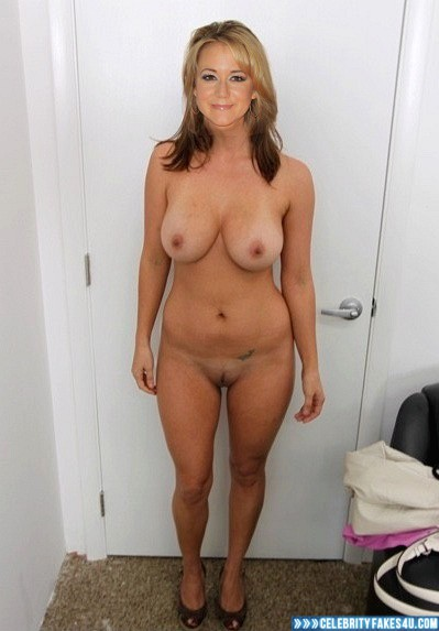 Megyn Price Fake, Legs, Naked Body, Nude, Tits, Very Nice Tits, Porn