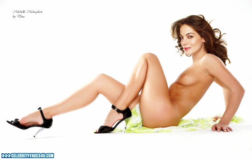 michelle monaghan fakes