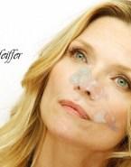 Michelle Pfeiffer Cumshot Facial 001