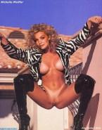 Michelle Pfeiffer Sideboob Pussy Exposed Nude 001