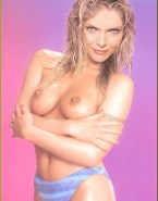 Michelle Pfeiffer Undressing Boobs Squeezed 001