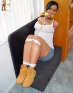 Michelle Rodriguez Boots Bondage Porn Fake 001