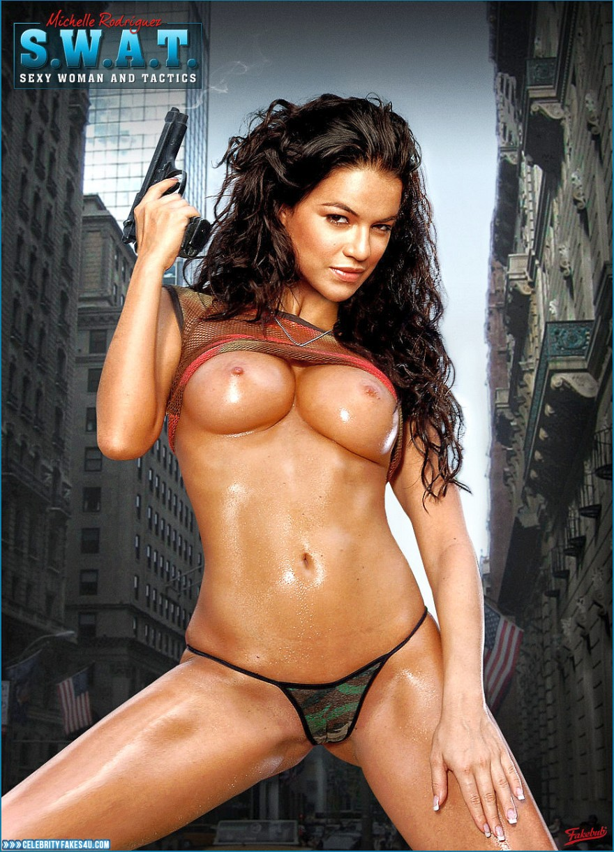 Sexy michelle rodriguez naked — img 14