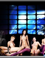 Mila Kunis Lesbian Perfect Tits Nsfw 001