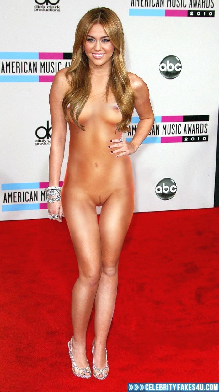 Miley Cyrus Raunchy Bangerz Tour Photos Revealed