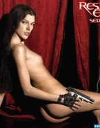 Milla Jovovich Ass Resident Evil 001