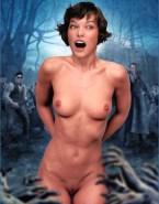Milla Jovovich Bondage Resident Evil Porn 001