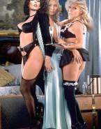 Milla Jovovich Lingerie Lesbian 001
