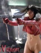 Milla Jovovich No Panties Resident Evil Naked 001
