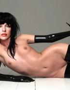Milla Jovovich Nude Body Small Tits 001
