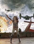 Milla Jovovich Nudes Resident Evil 001