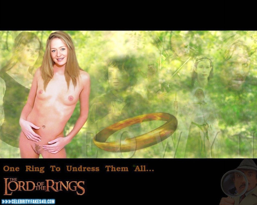 Rings lord Miranda the fakes of otto